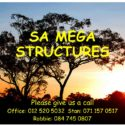 Steel Structures - Manufactured in Pretoria