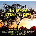 Steel Structures - Manufactured in Pretoria
